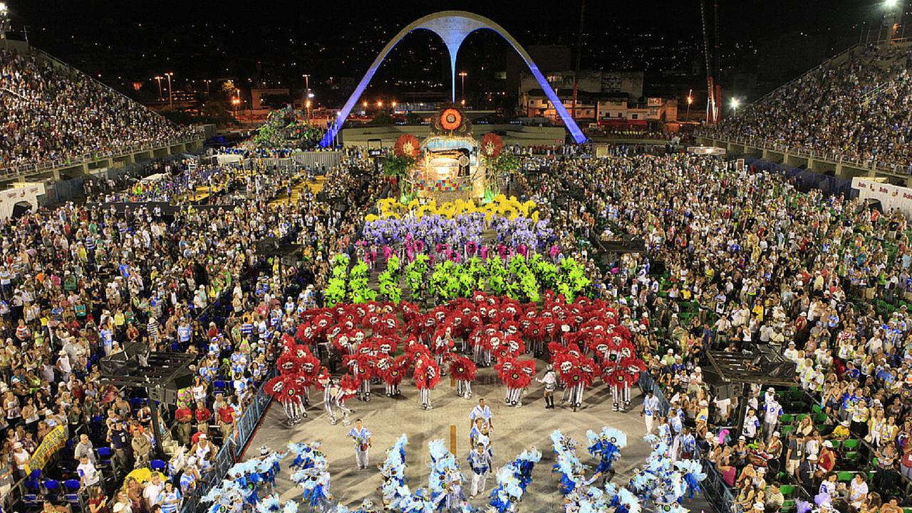Carnaval - Gestão de Projetos